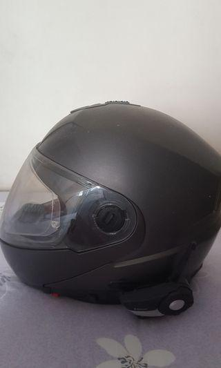Nolan N104 modular helmet