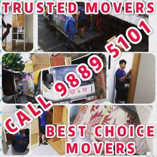 最佳搬家服务公司