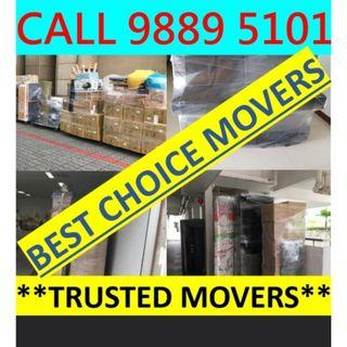 Mover shifting relocation moving delivery collection disposal storage