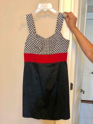 Cotton dress, size 4