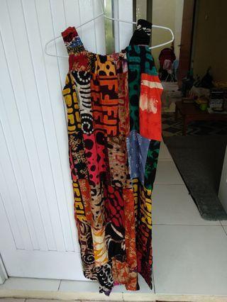 Dress Batik/ daster patchwork