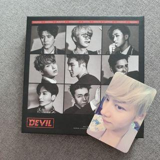 Super Junior Devil Album
