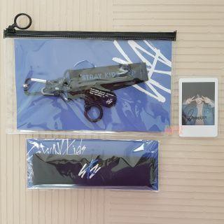 [Ready Stock] Stray Kids Unveil Tour Goods + Polaroid