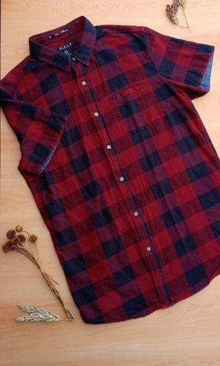 Flannel forever 21