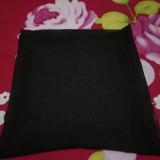 Hijab segi4 (BLACK)