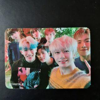 MONSTA X WE ARE HERE GROUP PC
