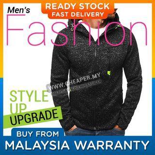Men's Season Autumn Hoodies Sweater Stylish Contrast Long
