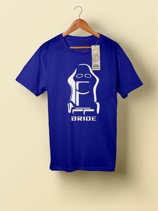 T shirt bride seat
