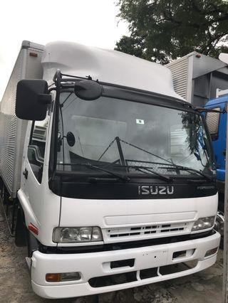 Isuzu 6wf1 Engine Specification