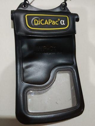 Dicapac wp c1 waterproof case untuk underwater
