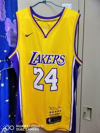 Los Angeles Lakers Kobe Bryant 24