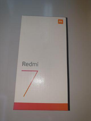 🚚 Redmi 7
