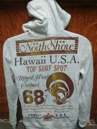 Sweter hoodie hawai