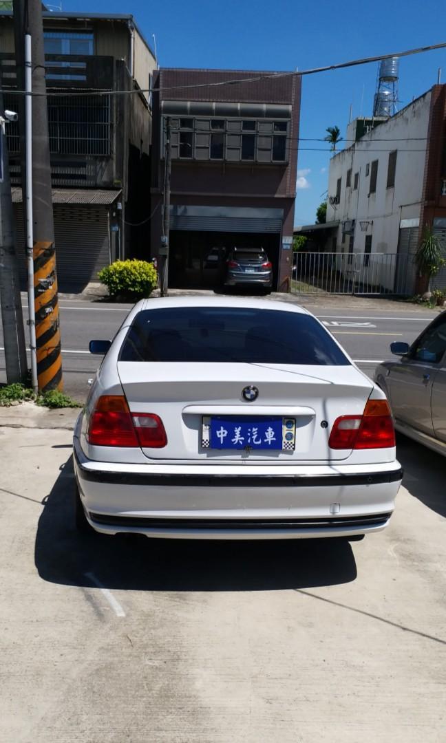 2001 E46 318