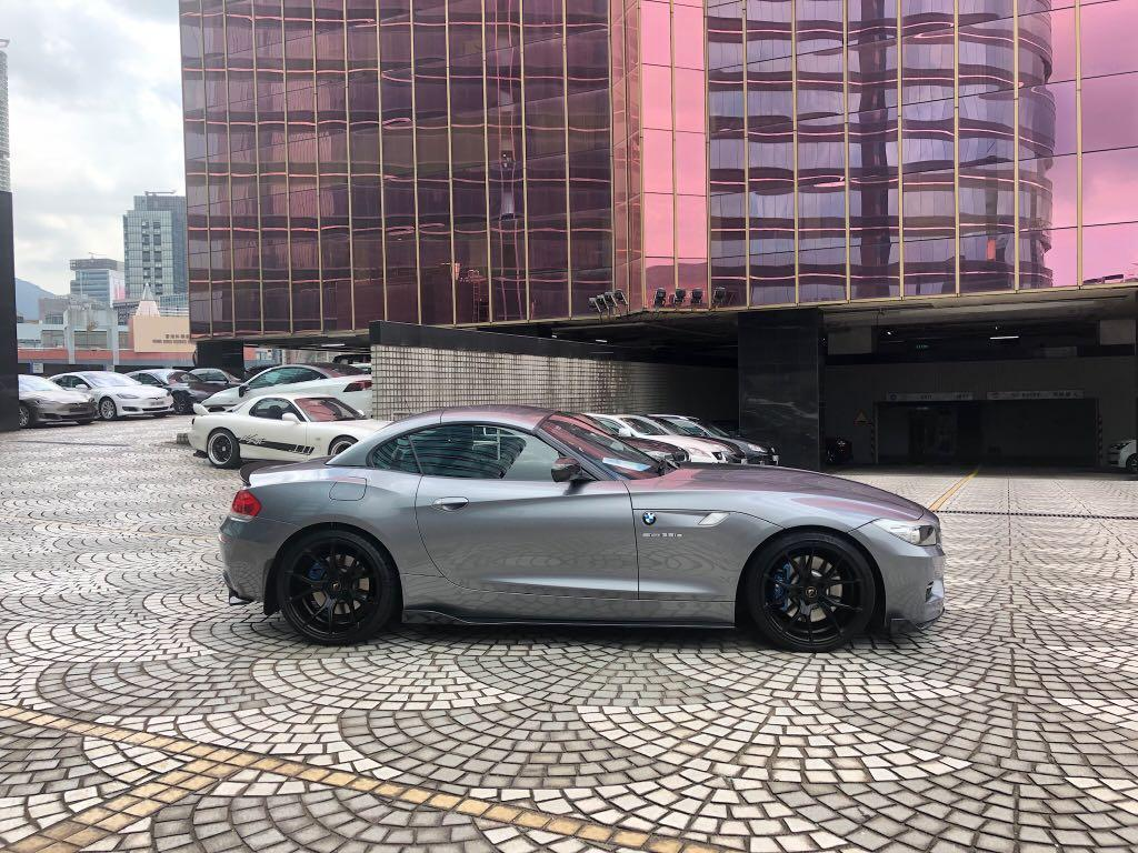 2010/11 BMW Z4 SDRIVE35IS M SPORT