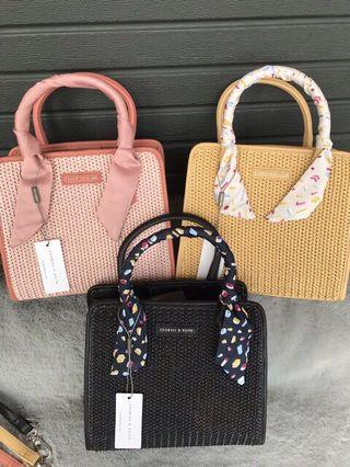 Charles&Keith Woven