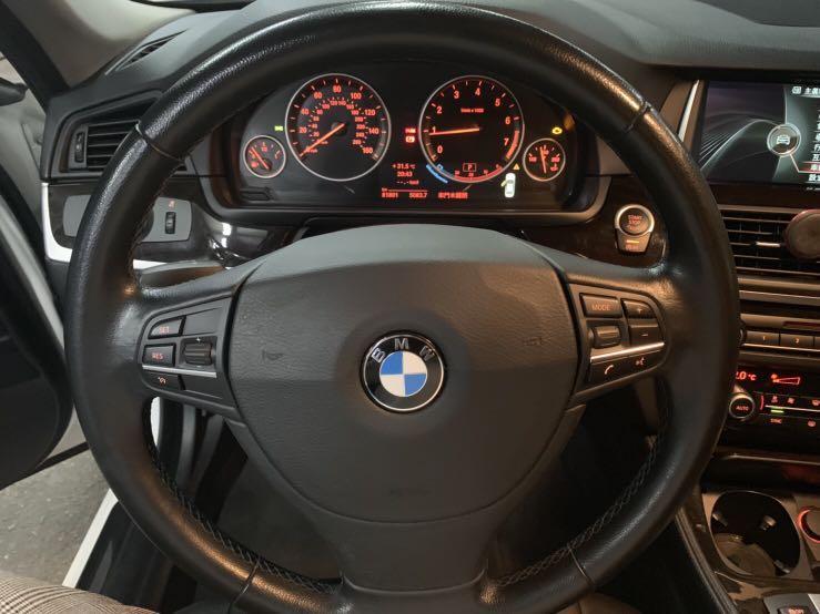 2014年 BMW 528i 全車原鈑件里程保證漂亮車