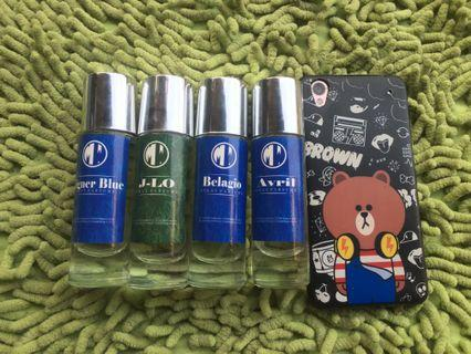 Spray Parfume Bibit