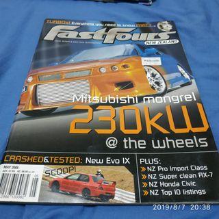汽車改裝雜誌