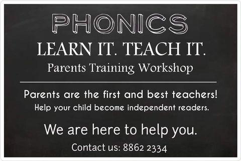 Phonics For Parents