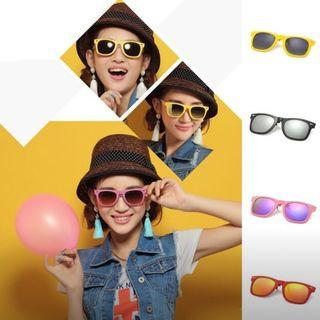 Clip on Sun Glasses (Pink Only)