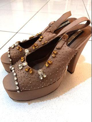 Surya Abduh Wedding Shoes