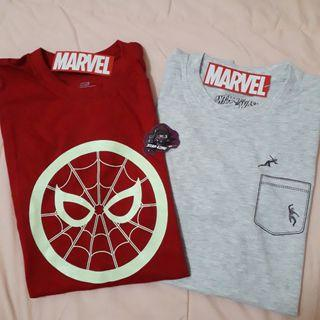 Marvel T's - with free gift