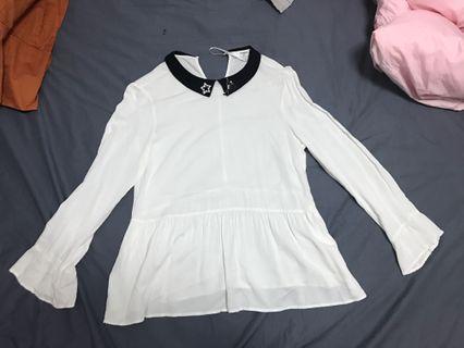 Mango Shirt (can fit size M)