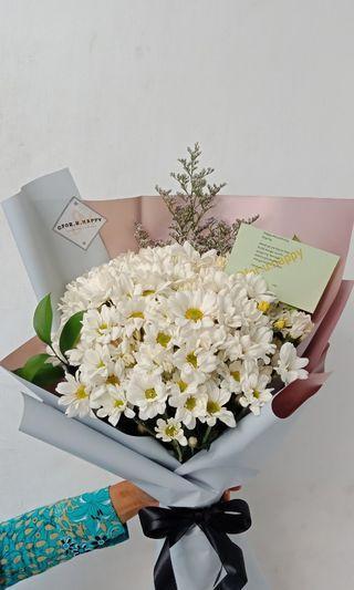 Bouquet murah sesuai budget