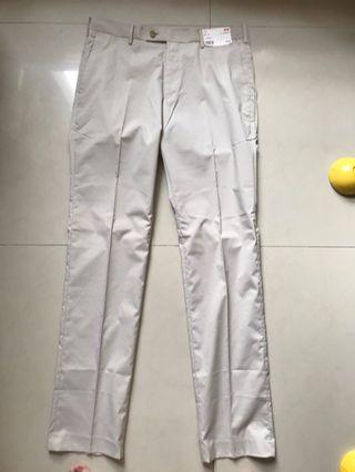 Man  dry 彈性長褲(腰圍85cm)