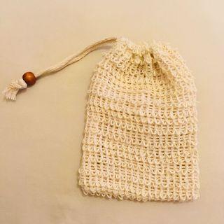 Soap pouch net