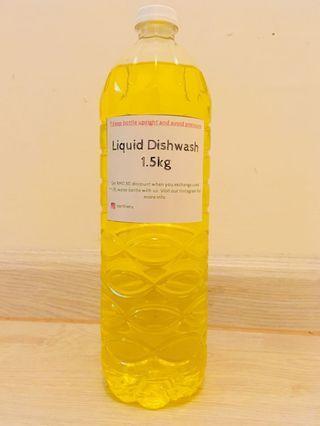 Liquid dishwash 1.5kg