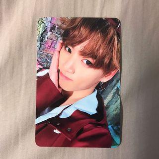 BTS Jungkook YNWA photocard