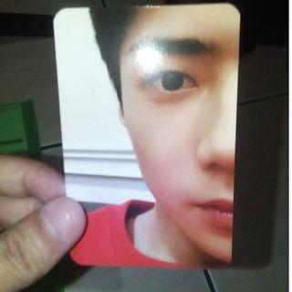 Wts sehun what a life p ver official pc exo sc