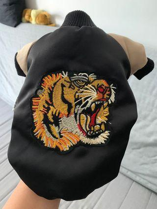 Bomber Jacket for dog or small cat