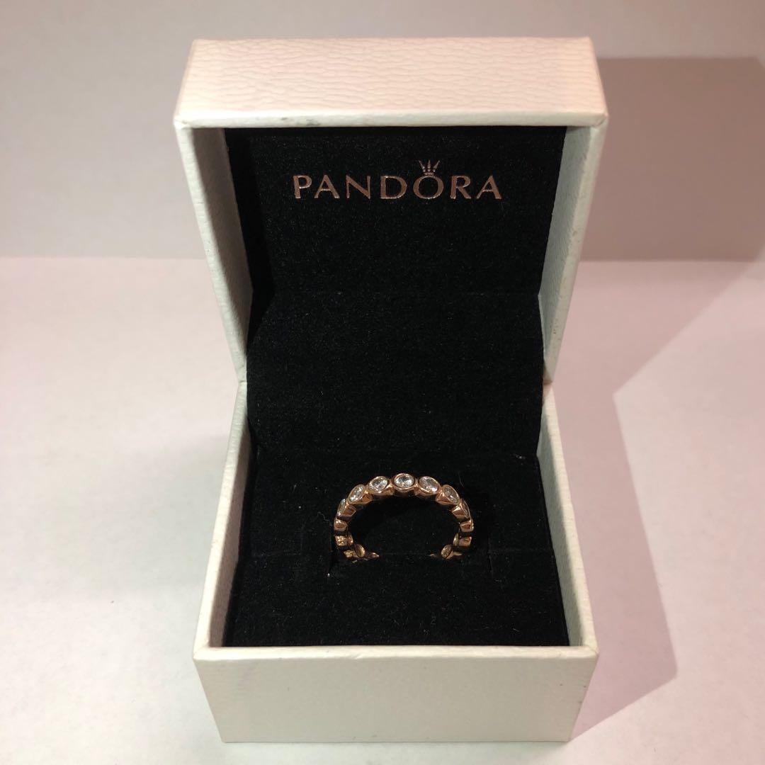 Assorted Pandora jewellery