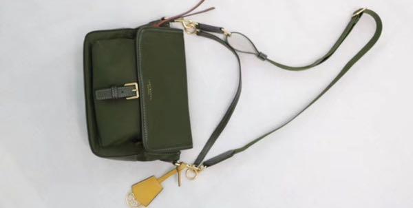 Authentic Tory Burch women nylon crossbody sling bag shoulder nylon bag gb