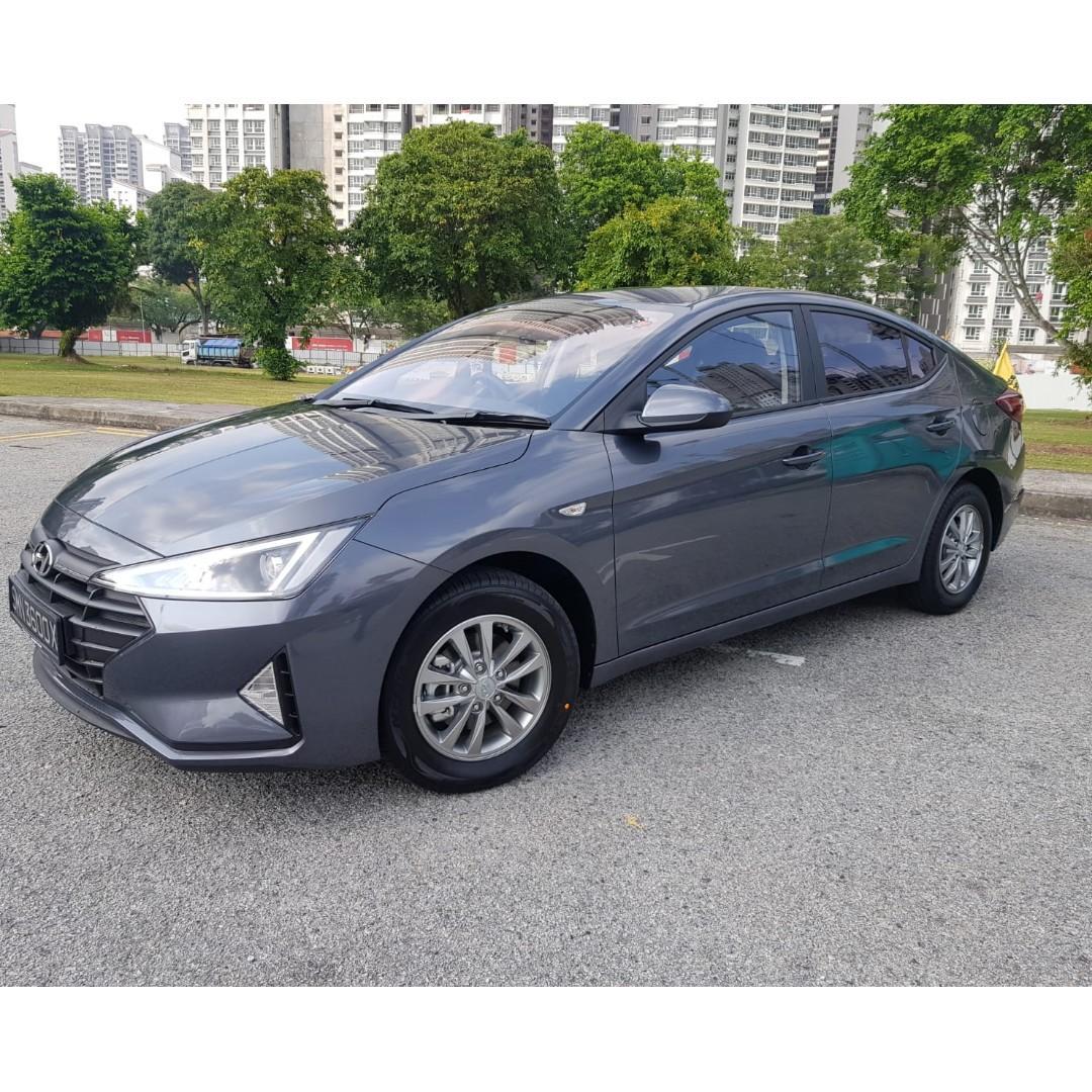 Brand New Hyundai Avante 1.6 4 Dr (Min 1 years contract)