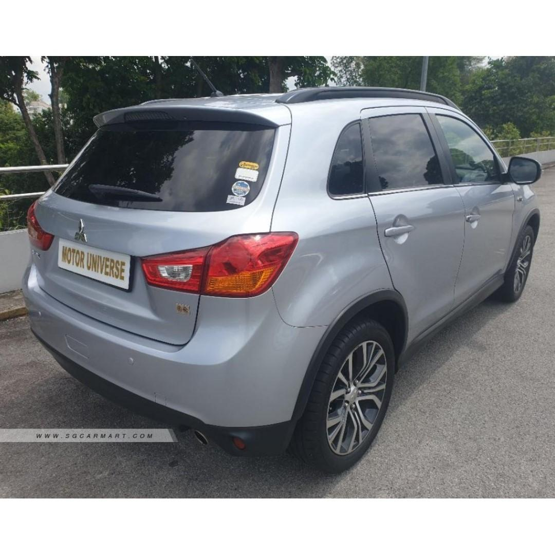 Cheapest Long Term Rental Mitsubishi ASX 2.0A