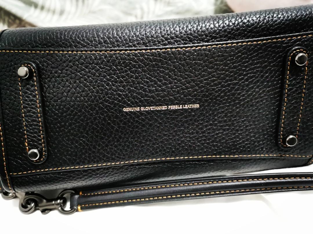 Coach 1941 rogue 25 black handbag BNWT