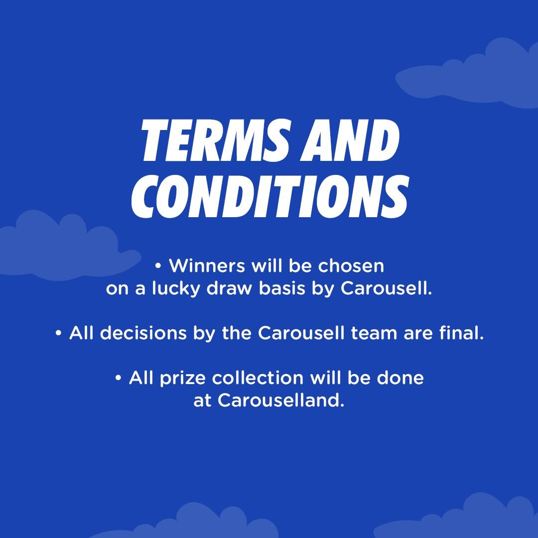 Dream big and WIN with Carousell Property!