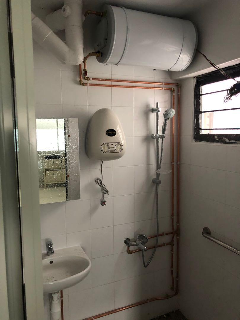 Freelance Plumber & Electrician ..!!