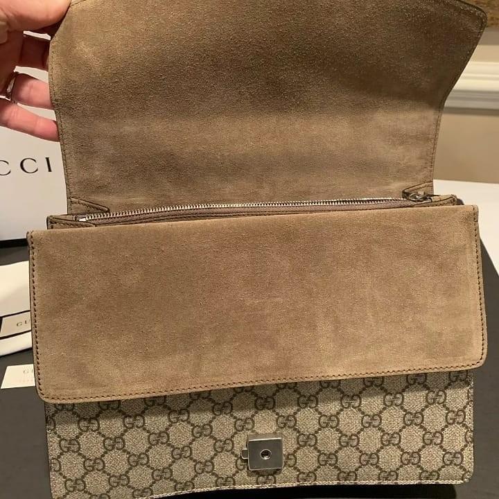 Gucci Dionysus GG Shoulder Bag Genuine Brand New MEDIUM 2019