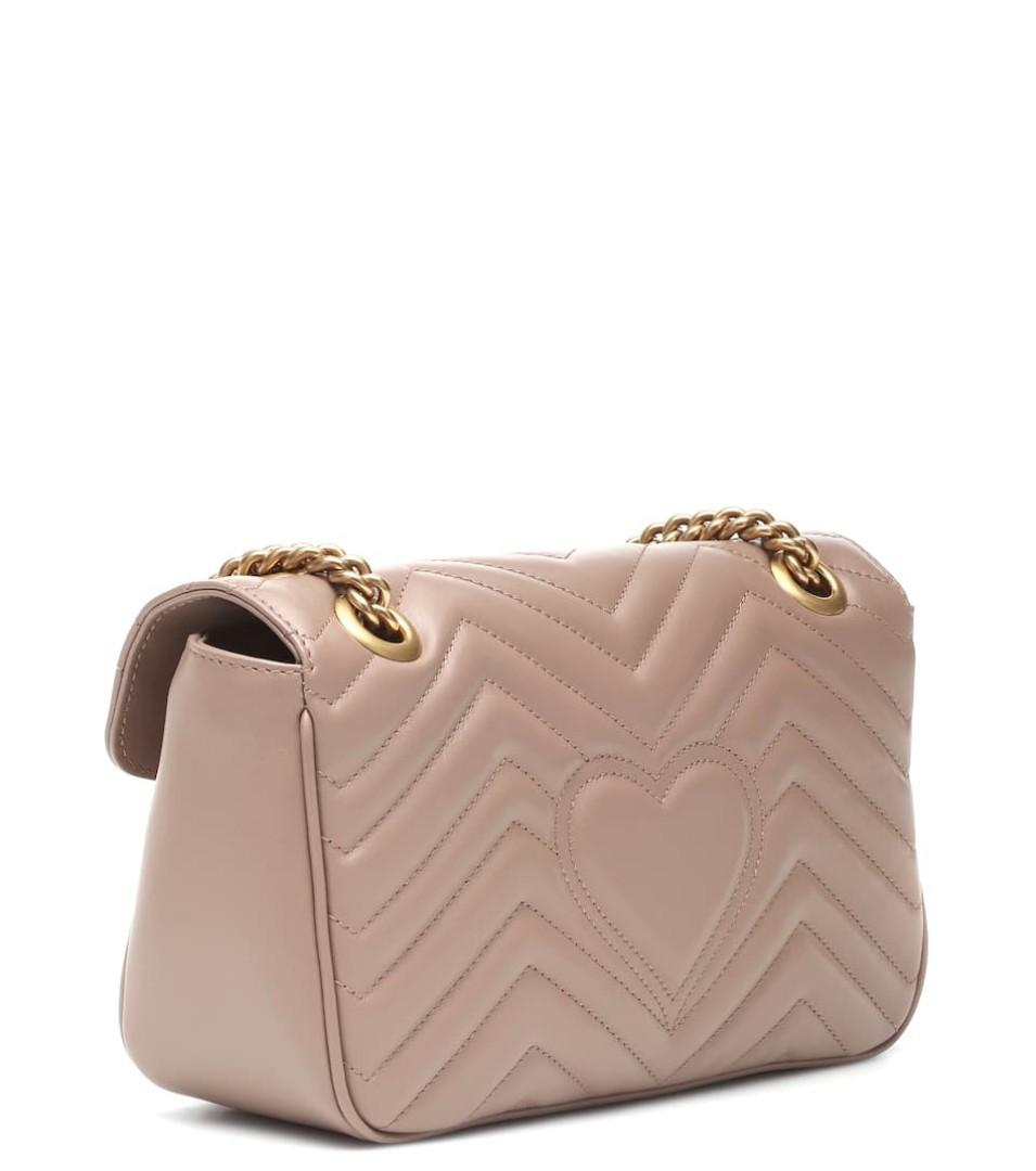 Gucci GG Marmont Shoulder Bag Small 24cm