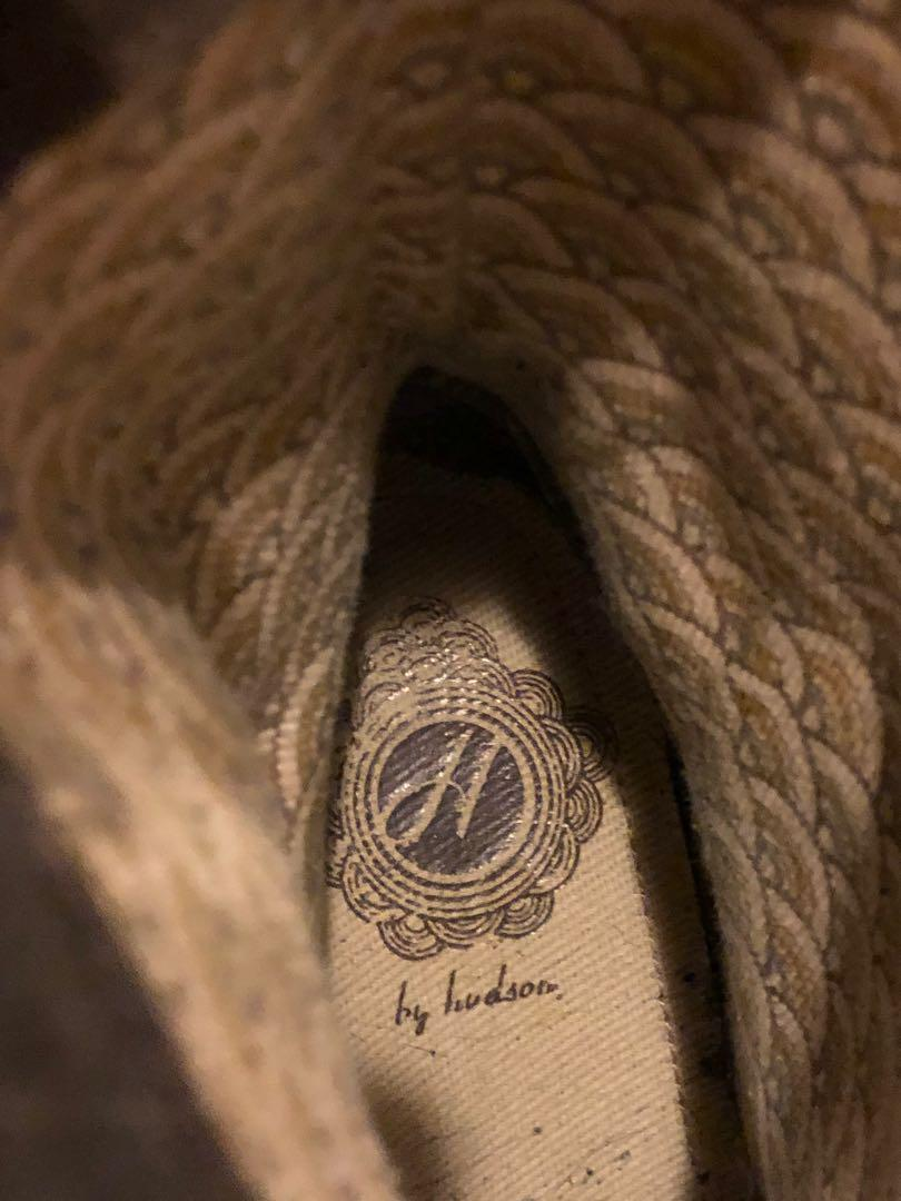 H by Hudson boots