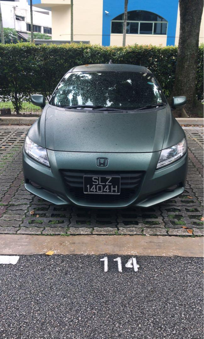 Honda CR-Z 1.5 Hybrid i-VTEC Auto