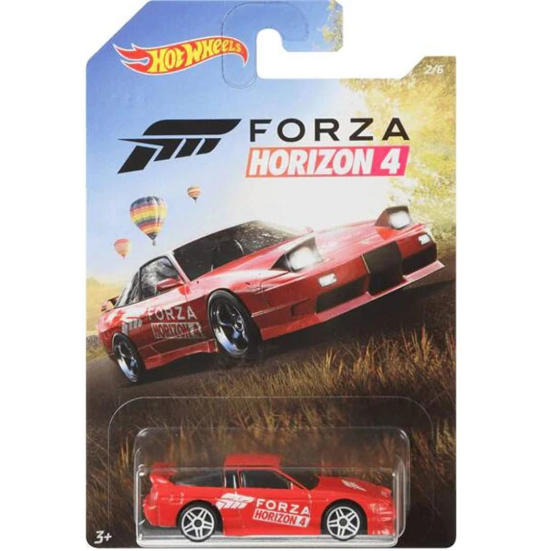 Hotwheels 2019 Forza Horizon 4 Series '96 Nissan 180SX Type