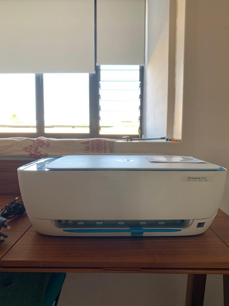 HP DeskJet 3630 Printer