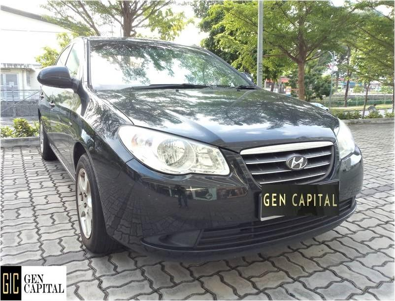 Hyundai Avante 1.6A - Lowest rental rates, good condition!
