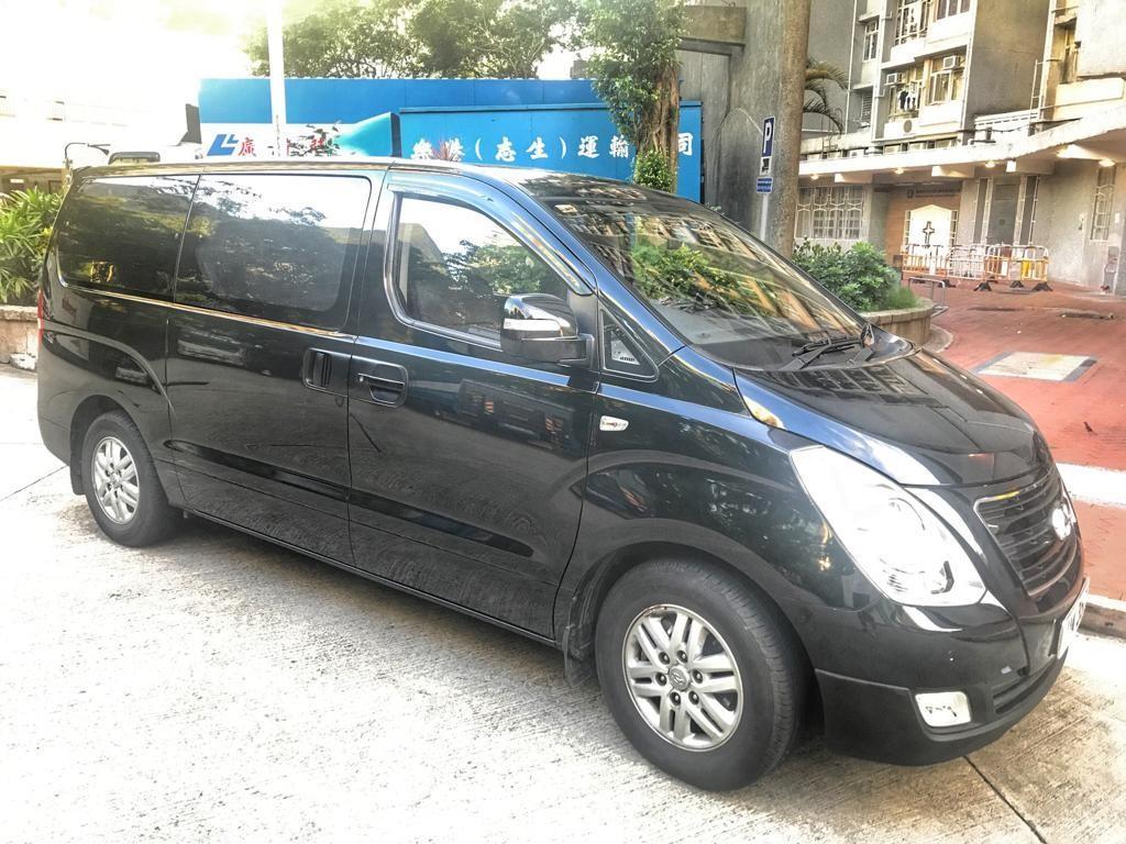 HYUNDAI H1 2.5 輕型客貨車LGV 2016